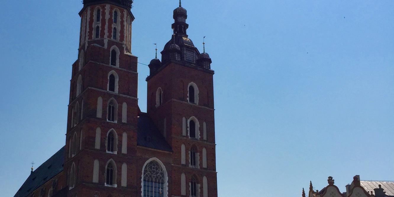 Krishka's in Kraków | Chasing Krista | Kraków, Poland