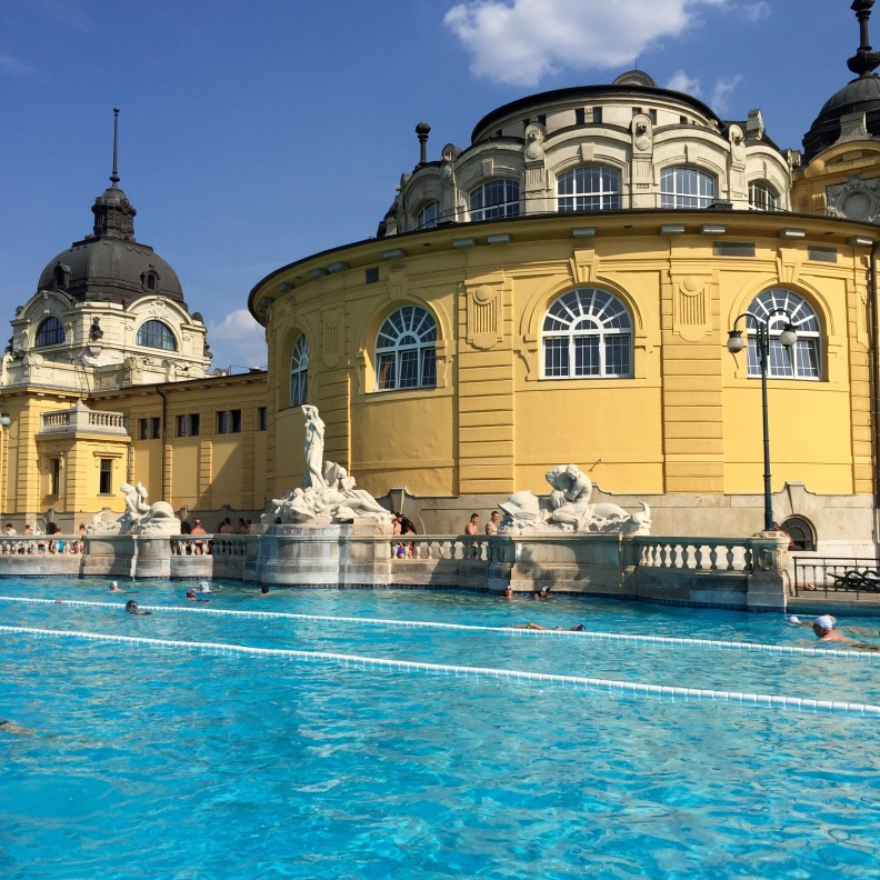Budapest: Architecture, Baths, & Ruin Bars | Chasing Krista | Budapest
