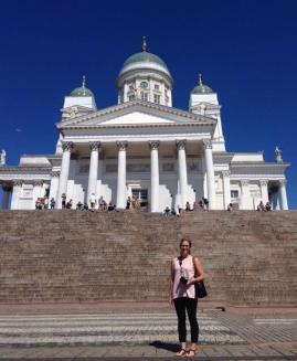 European Union Bucket List | Chasing Krista | Helsinki, Finland