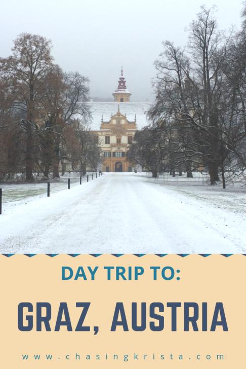 Day Trip to Graz | Chasing Krista | Graz, Austria