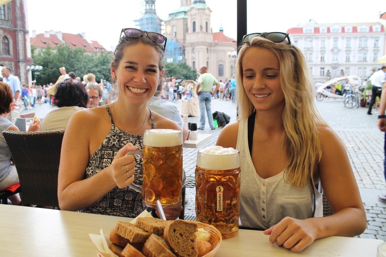 Prague: The Land of Rustic Castles | Chasing Krista | Prague, Czech Republic