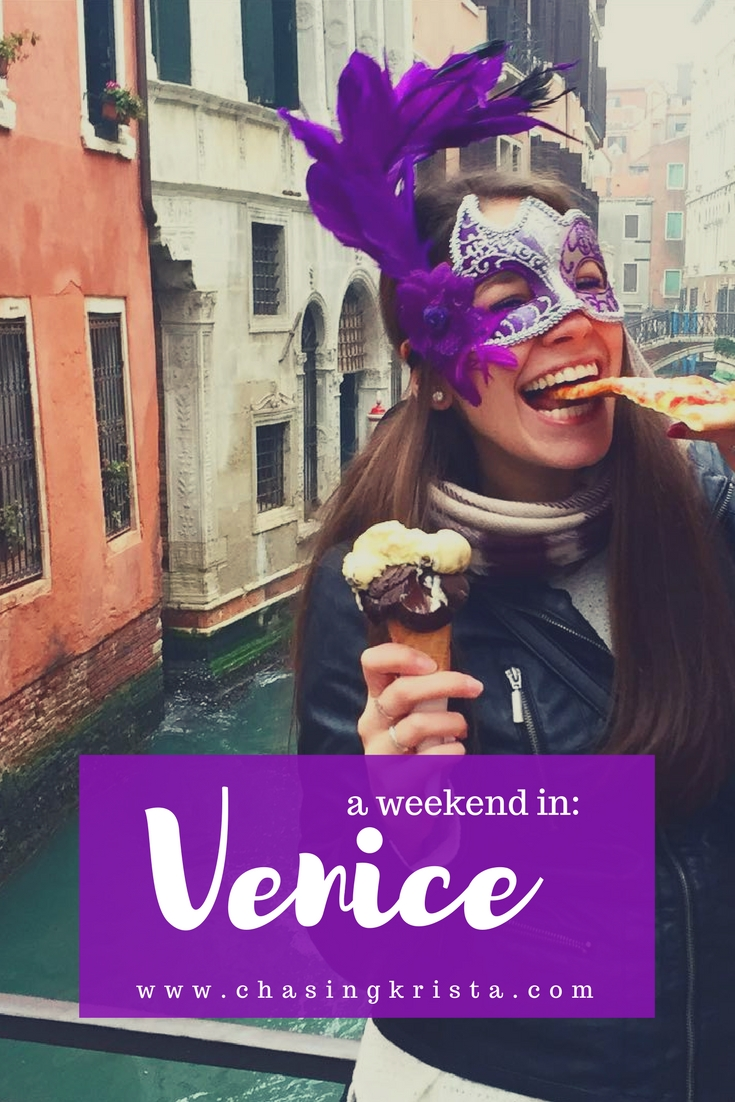 Venice | Chasing Krista | Venice, Italy