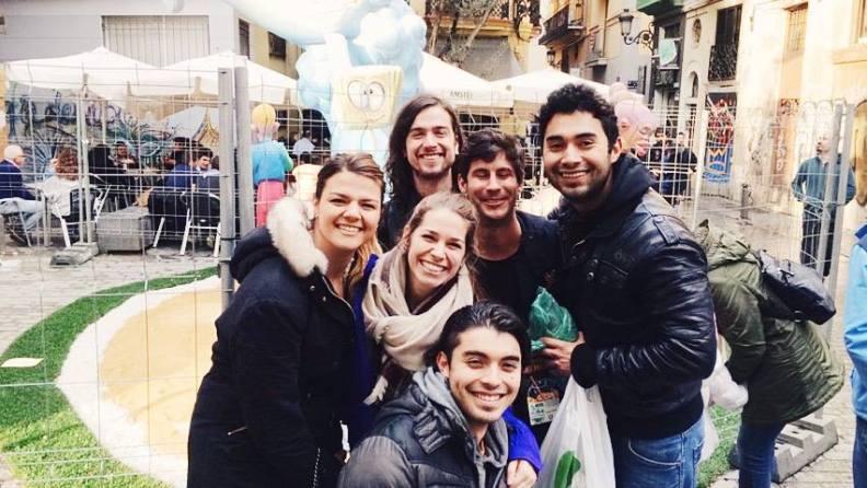 Fallas de Valencia | Chasing Krista | Valencia, Spain