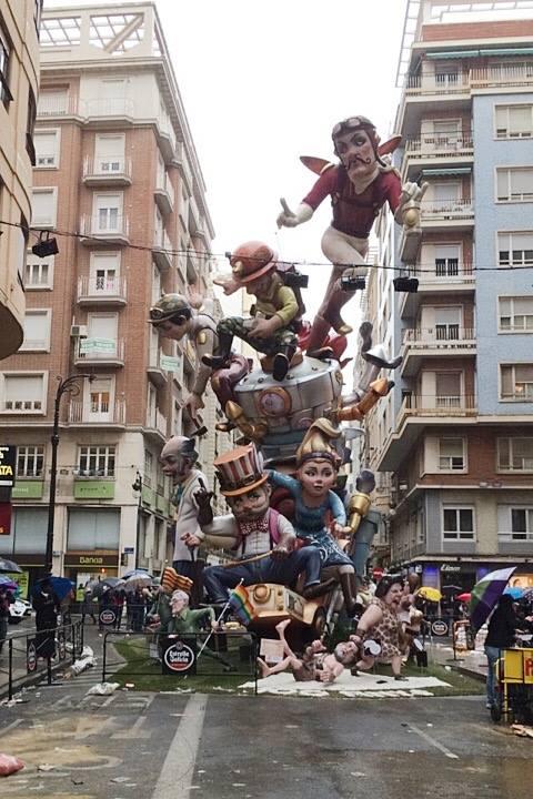 Las Fallas de Valencia | Chasing Krista | Valencia, Spain