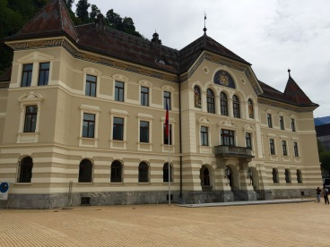 Liechtenstein | Chasing Krista | Vaduz, Liechtenstein