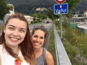 Liechtenstein   Chasing Krista   Vaduz, Liechtenstein