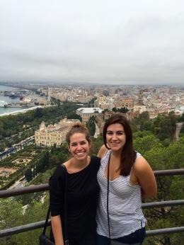 Malaga | Chasing Krista | Malaga, Spain