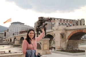 Sofia & Skopje   Chasing Krista   Bulgaria and Macedonia