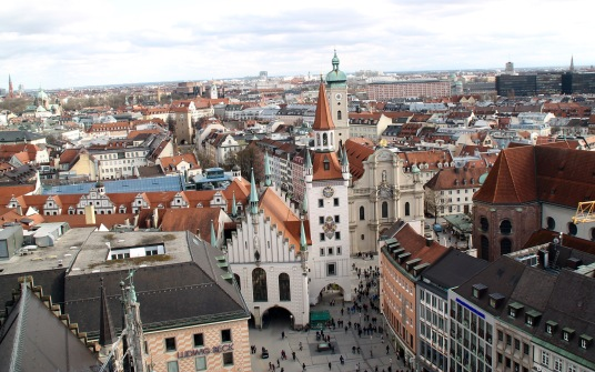 3 days in Munich | Chasing Krista | Munich, Germany