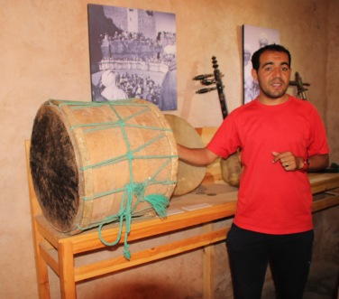 Berber Village | Chasing Krista | Morocco