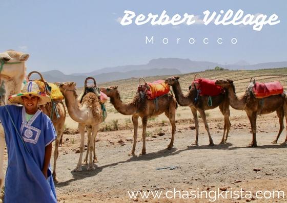 Bucket List: Marrakech | Chasing Krista |