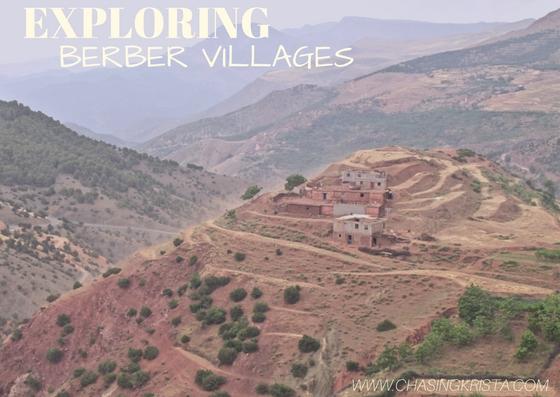 Berber Village | Chasing Krista | Marrakech, Morocco