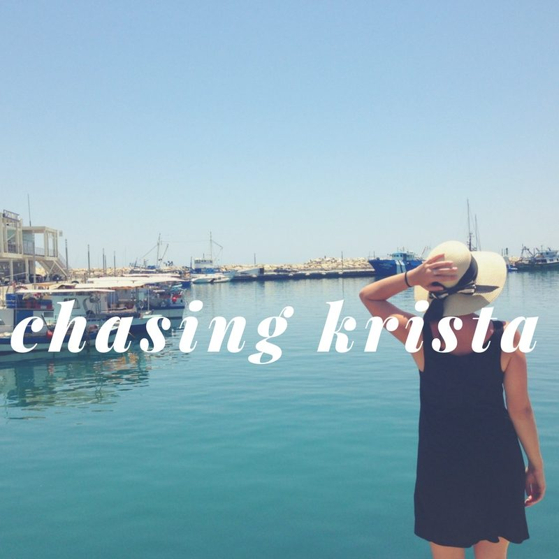 Chasing Krista