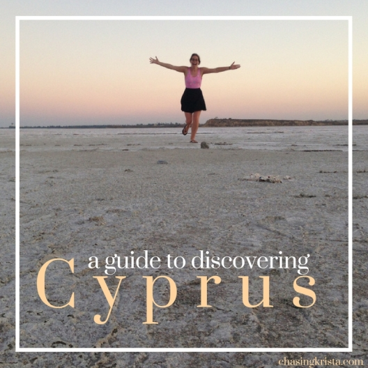Cyprus - the island of a Goddess | Chasing Krista | Cyprus