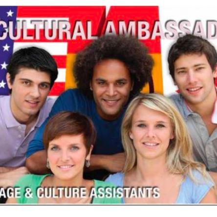 Auxiliar de Conversación | Chasing Krista | Madrid, Spain