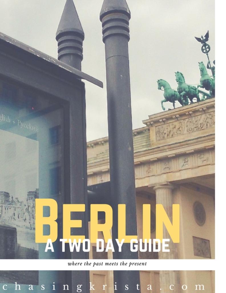 Two Days in Berlin | Chasing Krista | Berlin