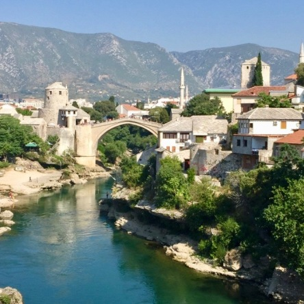 Mostar | Chasing Krista | Mostar, Bosnia