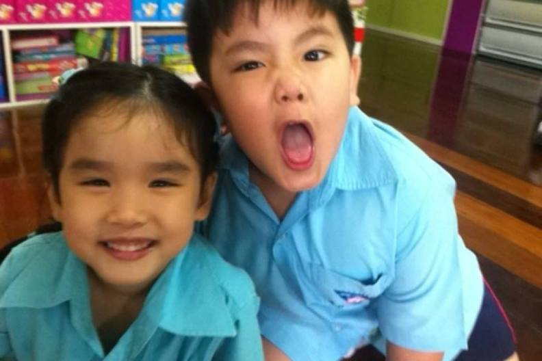 A Day in the Life of a Kindergarten Teacher in Thailand | Chasing Krista | Chanthaburi, Thailand
