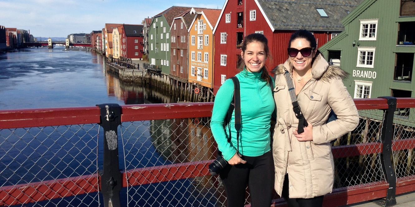 The Town of Trondheim | Chasing Krista | Trondheim Norway