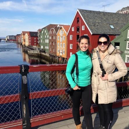 The Town of Trondheim | Chasing Krista | Trondheim Norway