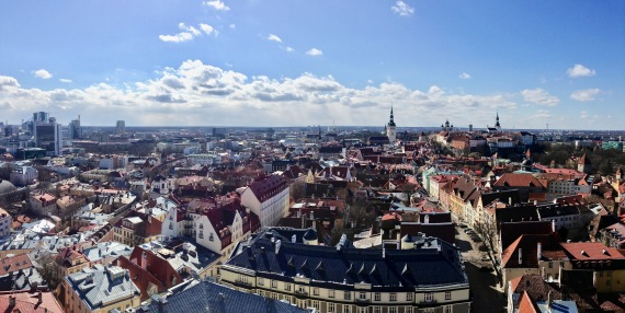 One Day in Tallinn | Chasing Krista | Tallinn, Estonia