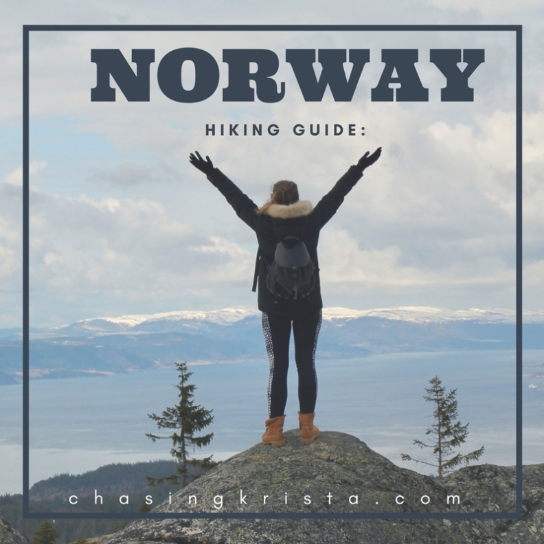 Hiking Guide to Norway | Chasing Krista | Norway
