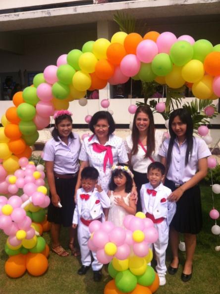 A Day in the Life of a Kindergarten Teacher in Thailand   Chasing Krista   Chanthaburi, Thailand