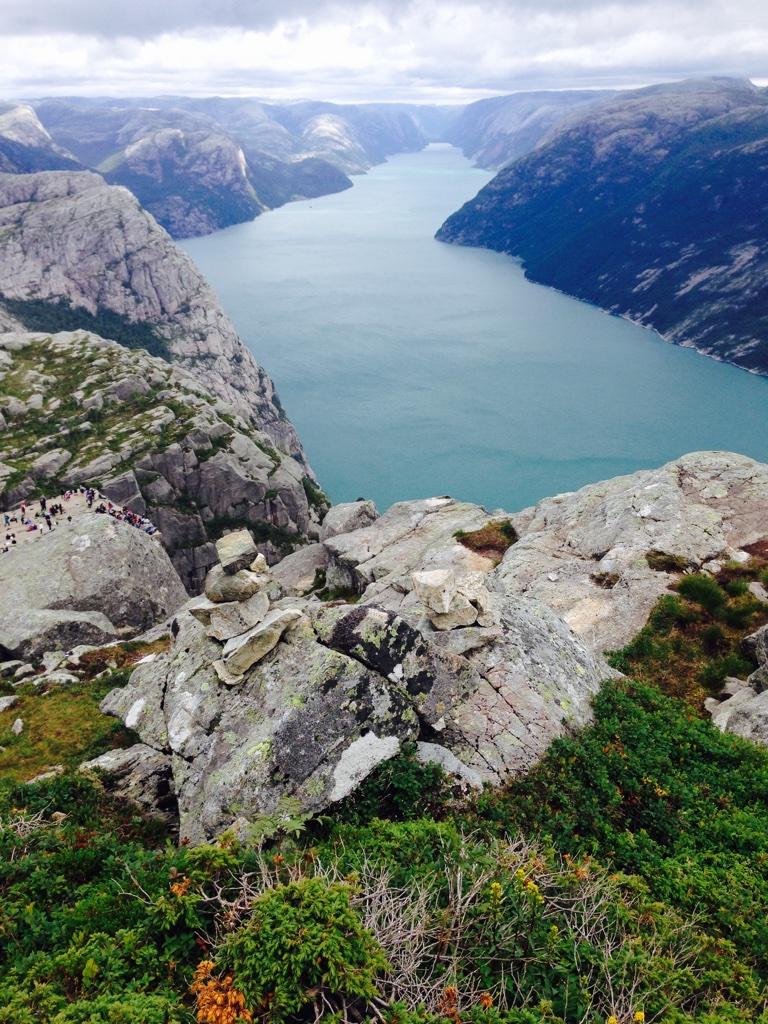 Stavanger & Pulpit Rock | Chasing Krista | Stavanger, Norway