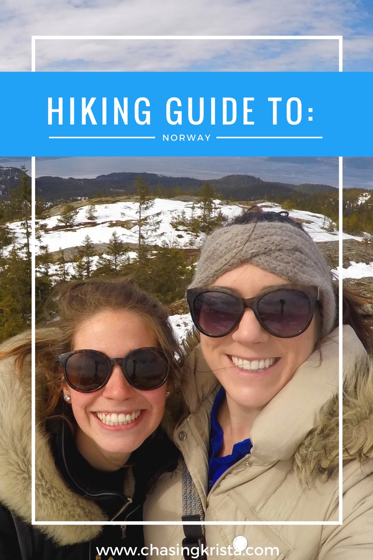 hiking guide to_