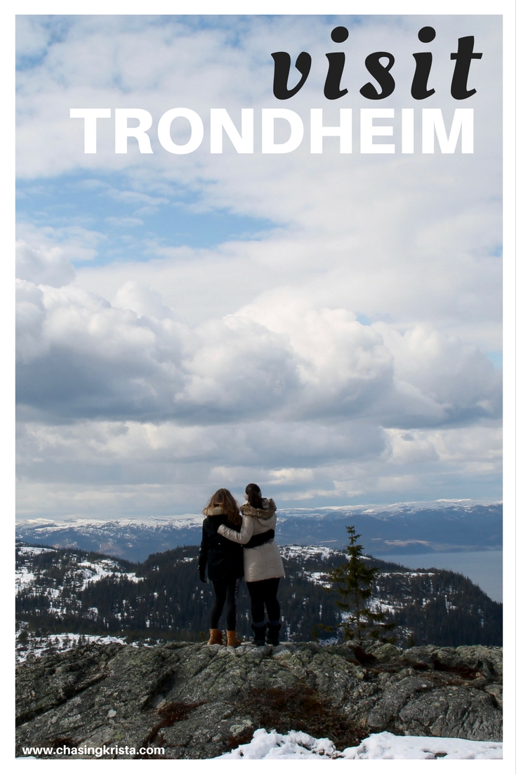 Visit Trondheim | Chasing Krista | Trondheim, Norway