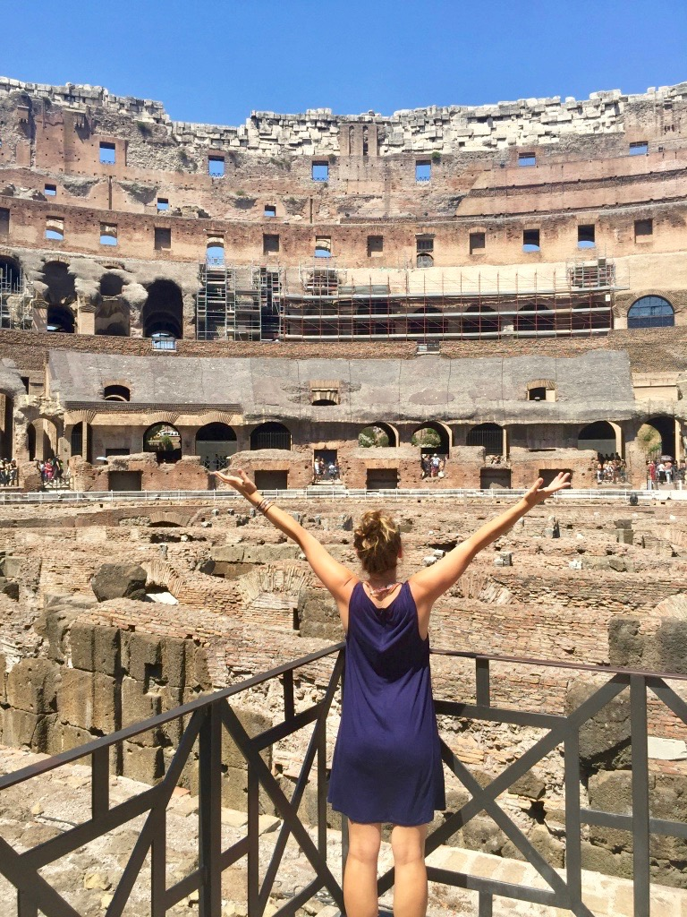 The Ultimate Italian Bucket List | Chasing Krista | Rome, Italy
