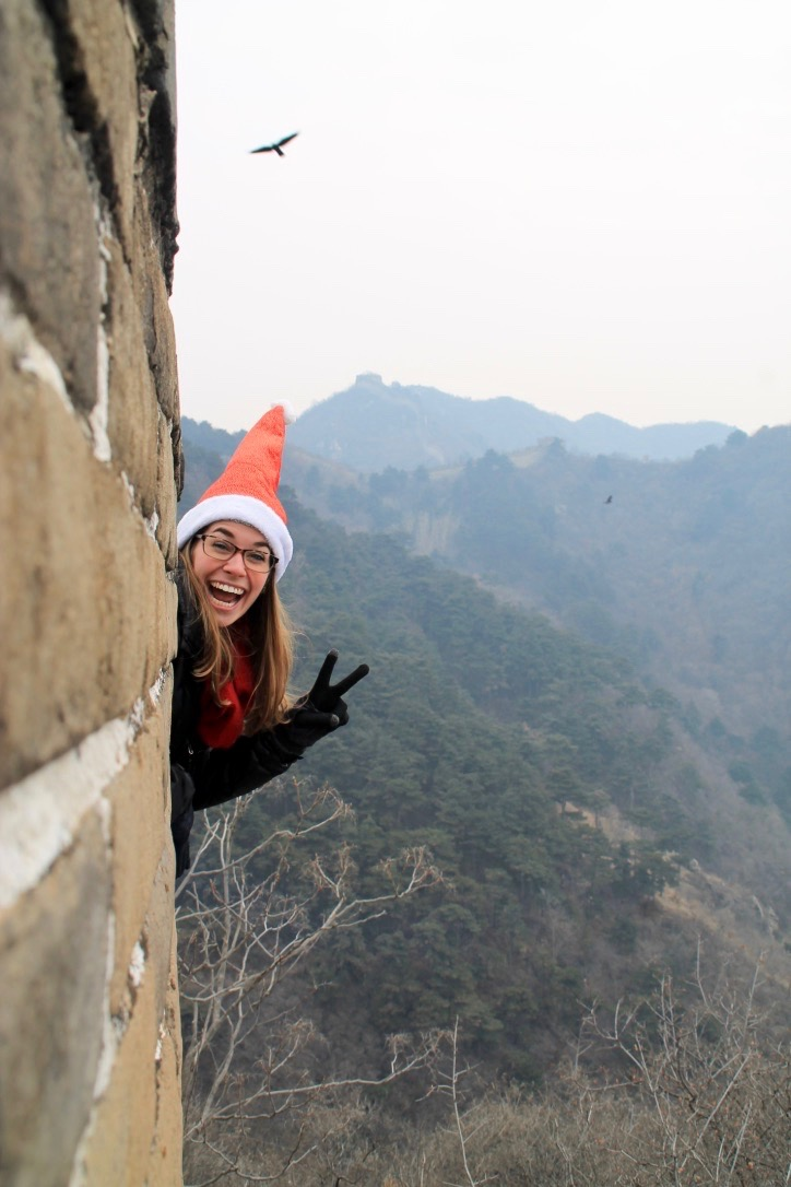 The Great Wall of China | Chasing Krista | Beijing, China