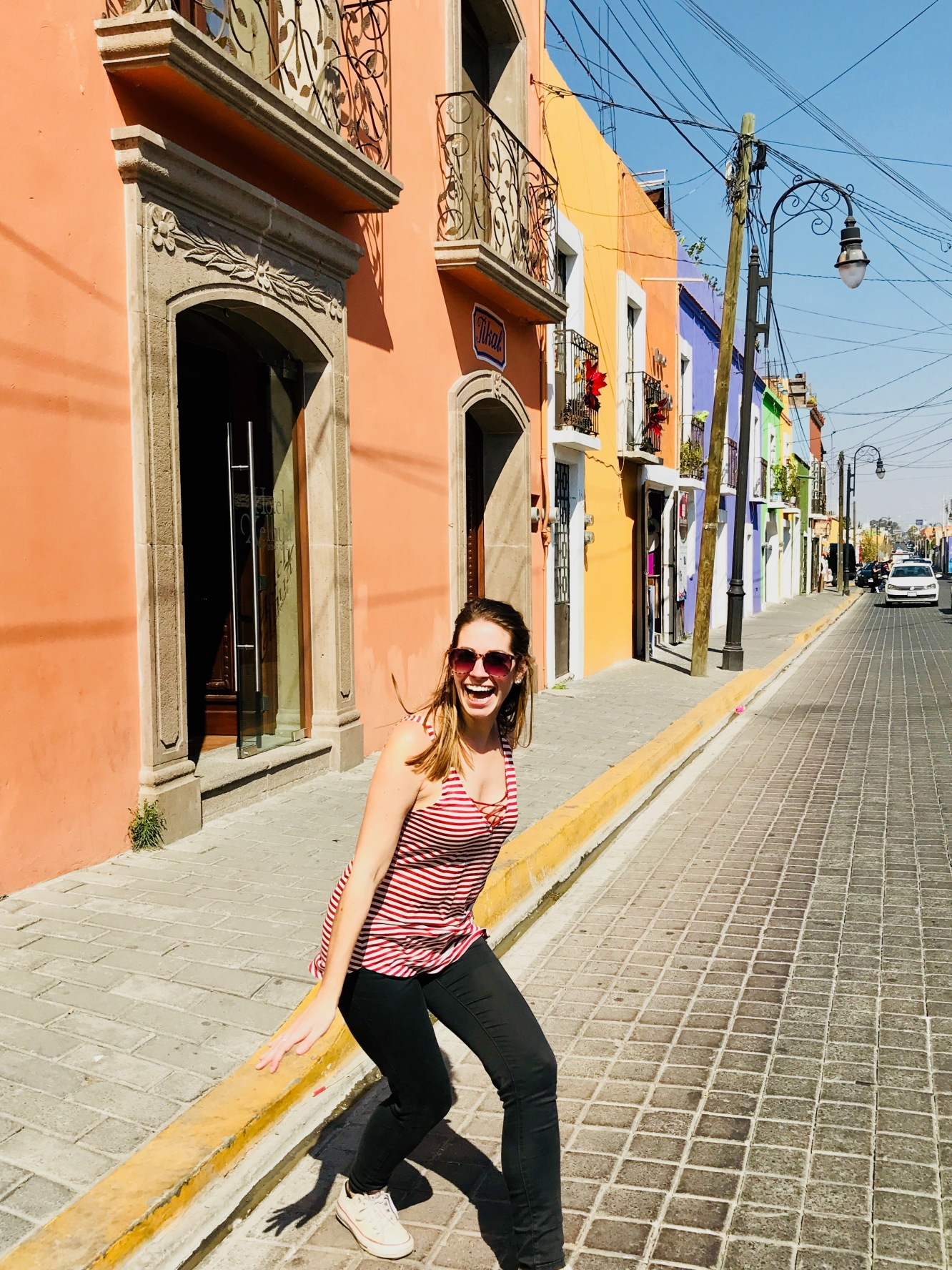 Puebla and Cholula   Chasing Krista   Mexico City