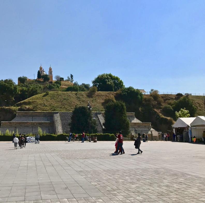 Puebla & Cholula | Chasing Krista | Mexico City
