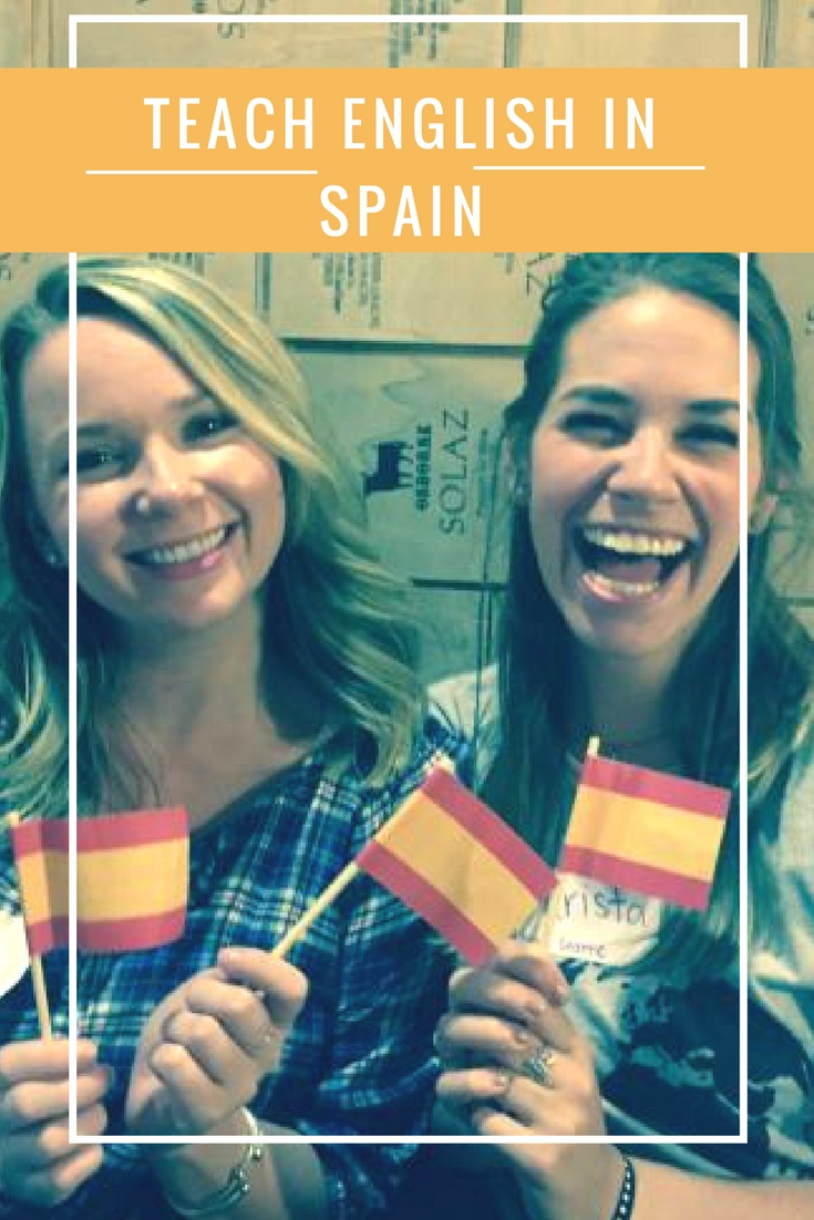 Applying to Teach in Spain | Chasing Krista
