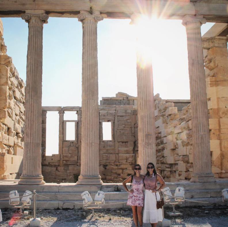 28 Lessons from 28 Countries | Chasing Krista | Greece