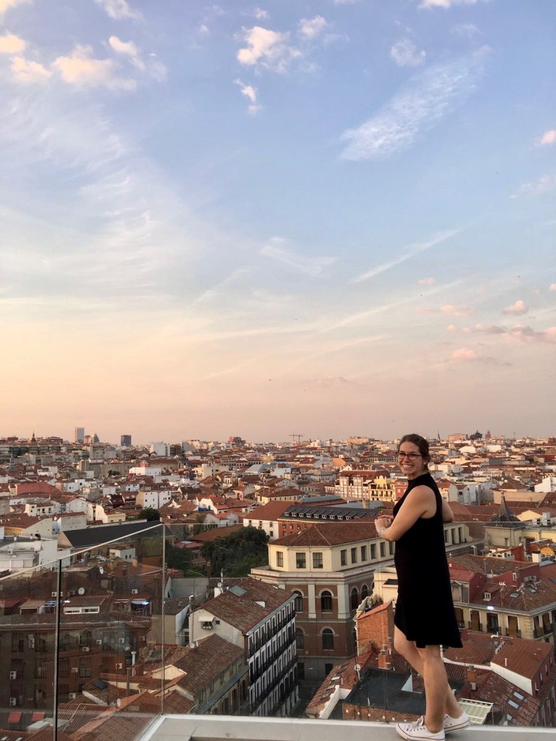 28 Lessons from 28 Countries | Chasing Krista | Spain