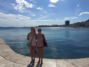 Road Trip through Croatia | Chasing Krista | Split