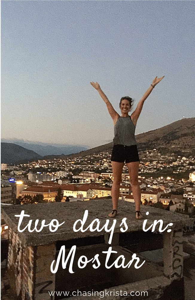 Mostar | Chasing Krista | Bosnia & Herzegovina