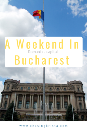bucharest weekend