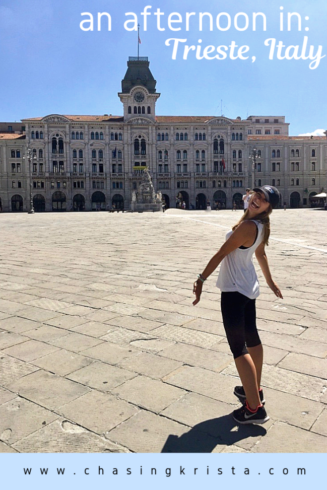 An Afternoon in Trieste | Chasing Krista | Trieste, Italy